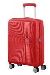 American Tourister Soundbox Spinner 55/20 Tsa Exp Coral Red